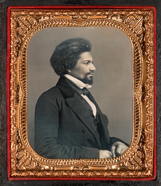 Sixth-plate Daguerreotype, ca. 1855. Nelson-Atkins Museum of Art.