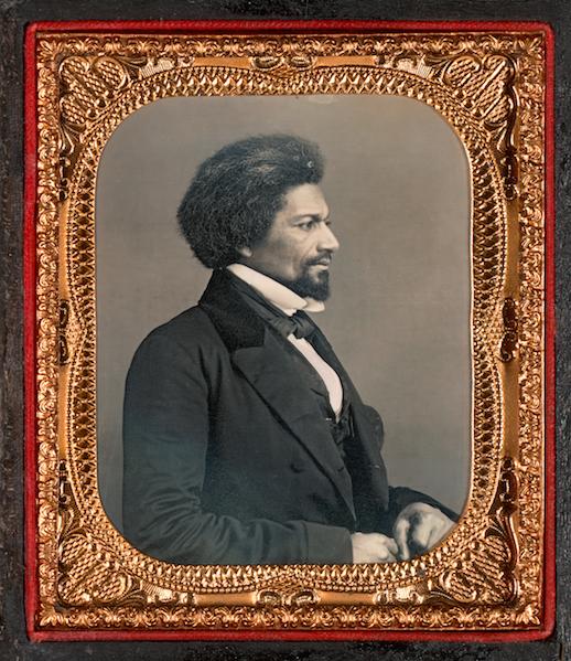 Sixth-plate Daguerreotype, ca. 1855. Nelson-Atkins Museum of Art.