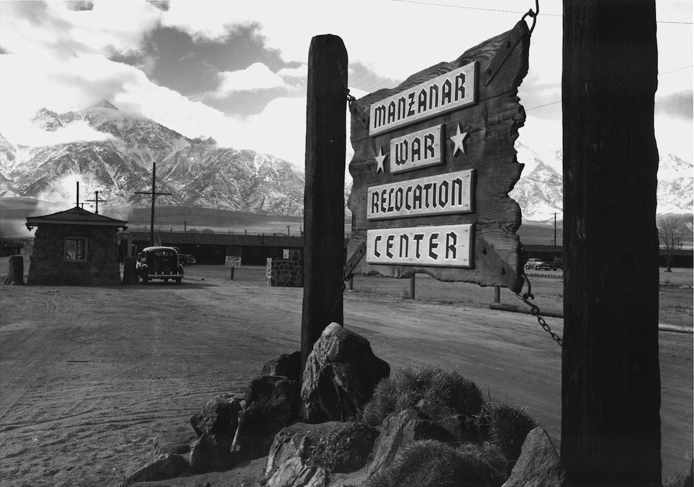 the supreme court ruled wrong then right on ese american  ansel adams captures the struggle and beauty of a ese american internment camp