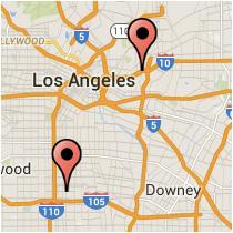 Map: Medford Street - 108th Street