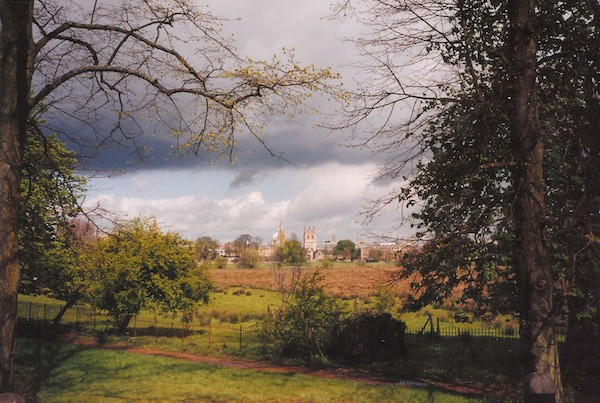 Even on sunny days in Oxford, storm clouds often loomed.