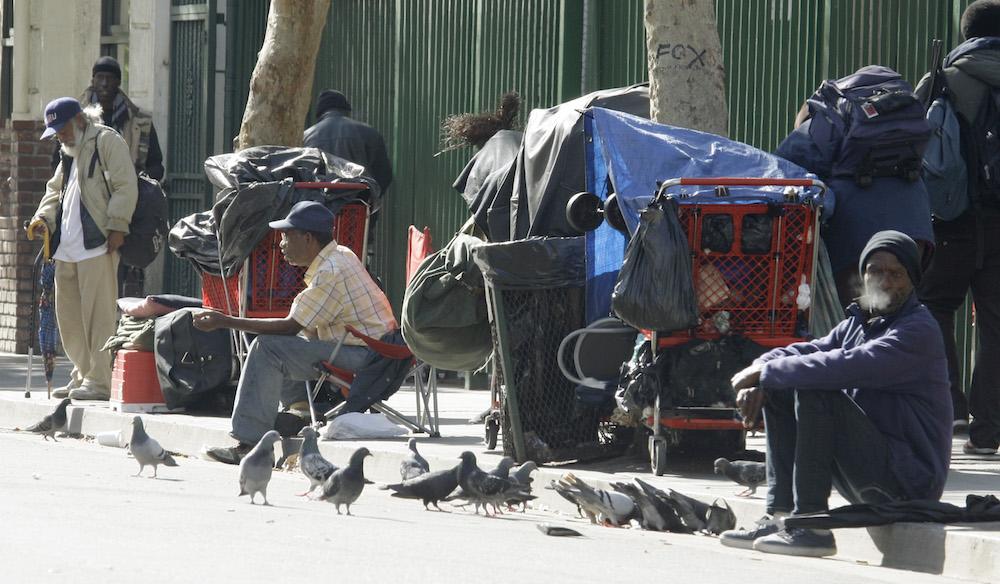 Homeless Services Don't End Homelessness   Essay   Zócalo