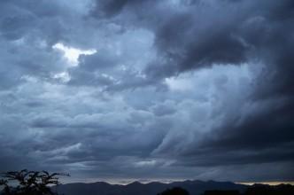 Rain's Drumbeat Sets Poetry in Motion