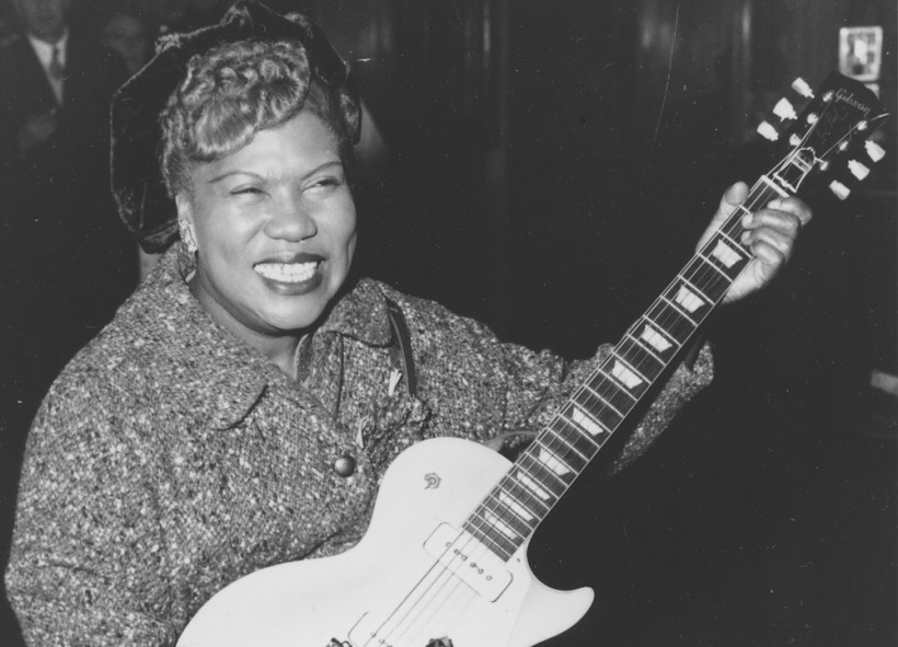 Why We Keep Rediscovering the Flamboyant Godmother of Rock