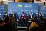 """Zocalo Public Square presents """"Democracy International"""" Panel Discussion at the Royal Institute, London, March 10th 2016"""