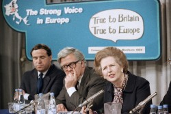 Margaret Thatcher,