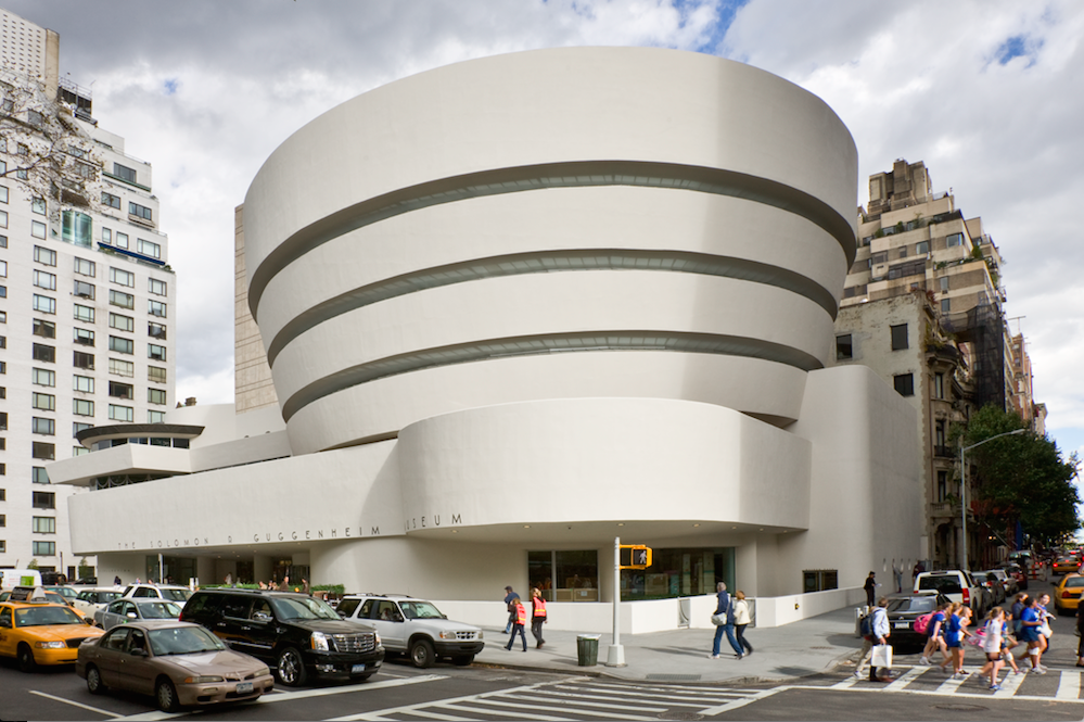 picture of guggenheim museum