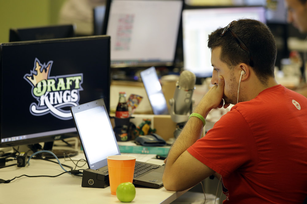 fielding a daily fantasy sports team is no different than playing  websites like draftkings and fanduel bear all the hallmarks of gambling including addiction