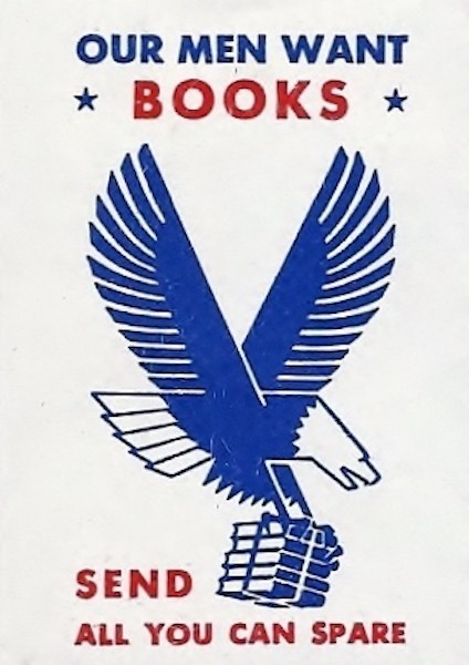 In 1942, the New York Public Library stressed that the best defense against Germany's war on books was to do the opposite: read and spread information.