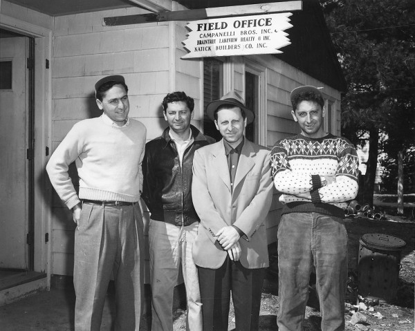 The Campanelli Brothers in 1948