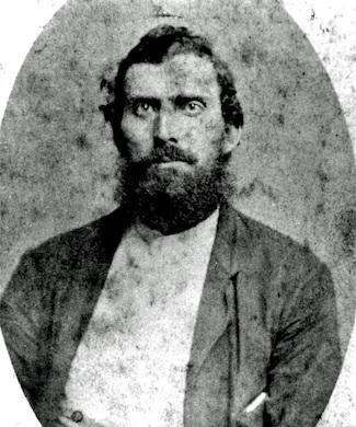 Newton Knight, 1837–1922.