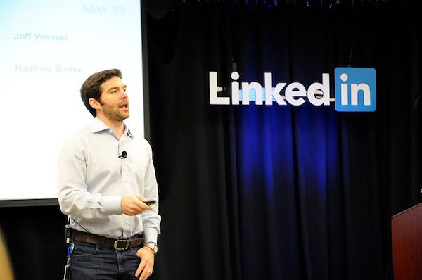 LinkedIn CEO Jeff Weiner in 2012.
