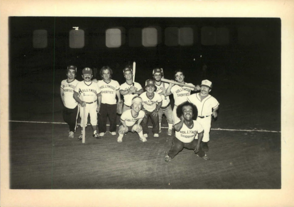 The Shorties' baseball team preceded their basketball stardom.