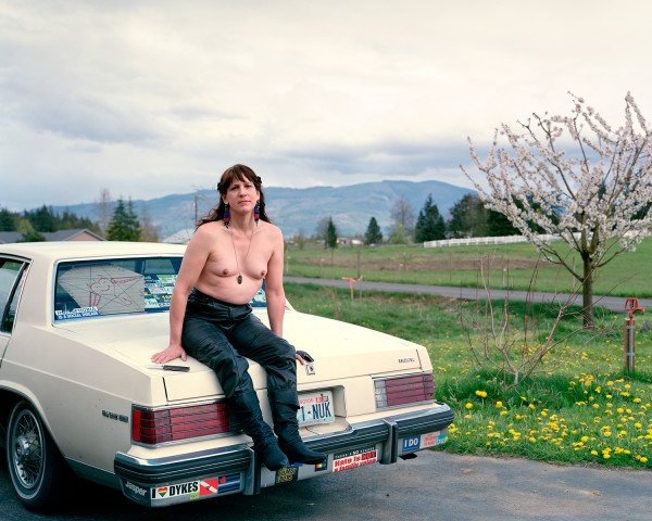 Clare Mercy, 2007, Molly Landreth. Bellingham, Washington.