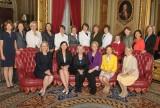 Female Senators Portrait