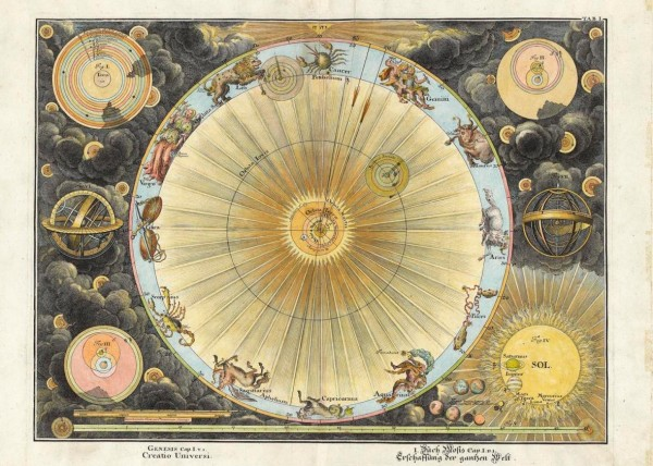 Creatio Universe, 1720.