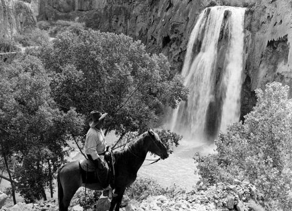 Havasu Canyon, Arizona. 1942.