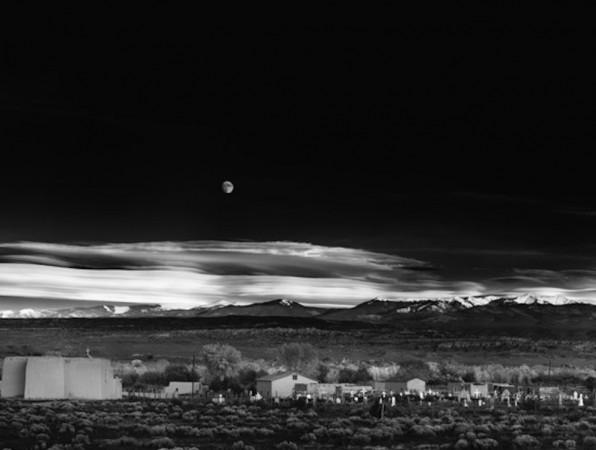 Moonrise Over Hernandez