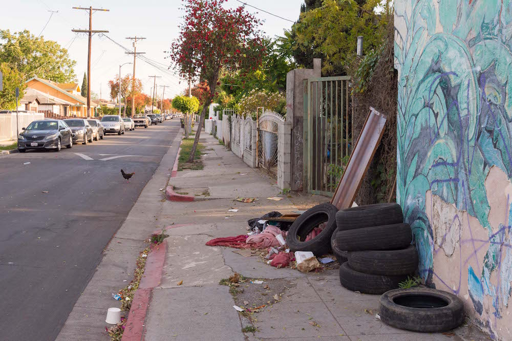 what did it take to clean up south l a    600 million and