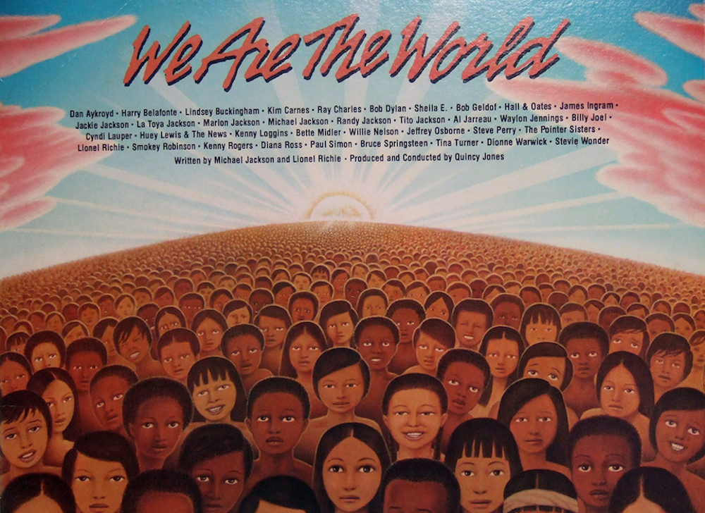 essay on we are the world
