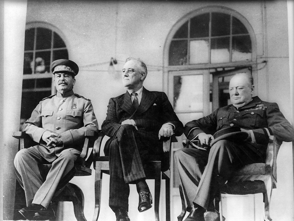 Uncle Joe Stalin And Fdr Formed Historys Most Essential Alliance  The Us And The Ussr Won Ww But Never Stopped Mistrusting Each Other