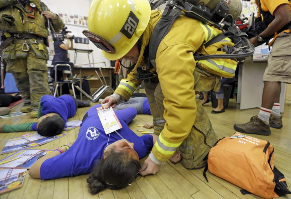 How Disaster Drills Soothe My Soul Essay Z 243 Calo Public