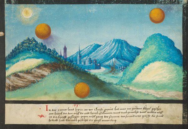 73 BC, Golden balls.