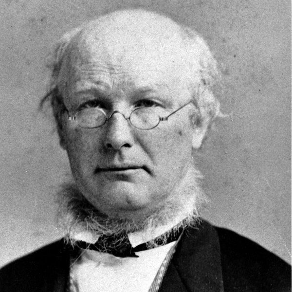 Horace Greeley, 1868.