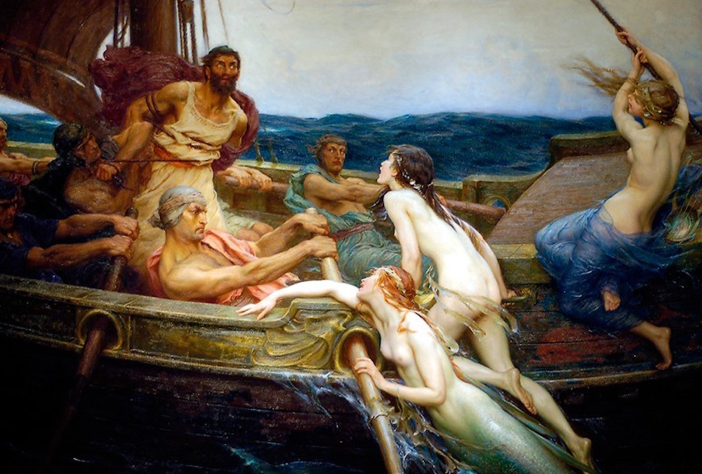 How Mermaids Became A Real Problem For Scientists Essay Zcalo