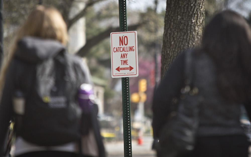 street harassment essay