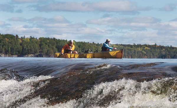 Why Canoes Are the Quintessential Vehicle for Escape : What It Means