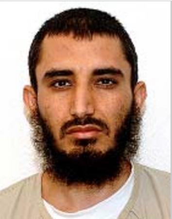Official Guantanamo photo of Obaidullah.
