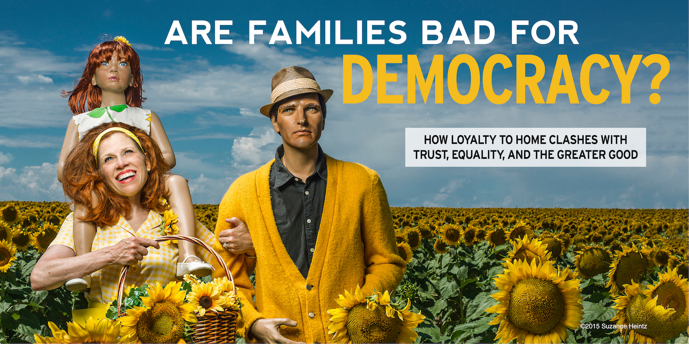 Are Families Bad for Democracy?