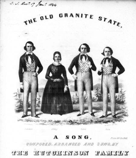 The Granite State Minstrels.