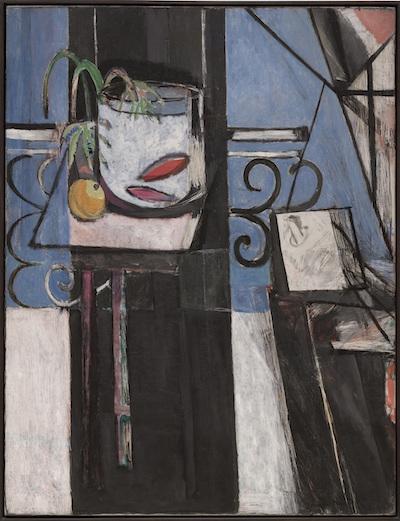 Henri Matisse. Goldfish and Palette, 1914.