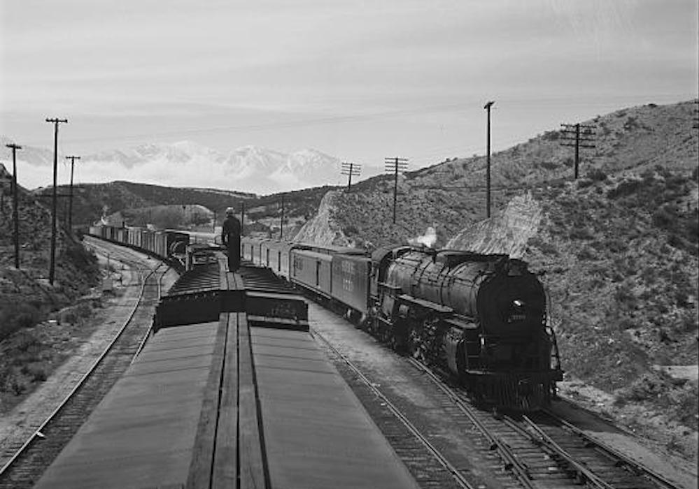 flare in railway