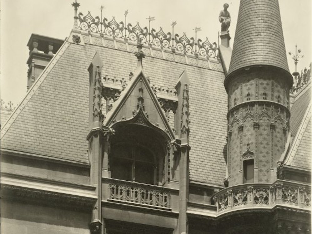 the gilded age lives on in manhattan s mansions essay zocalo  detail of the mansion at fifth avenue and east 52nd street owned by william k vanderbilt designed by architect william morris hunt it was nick d the ""