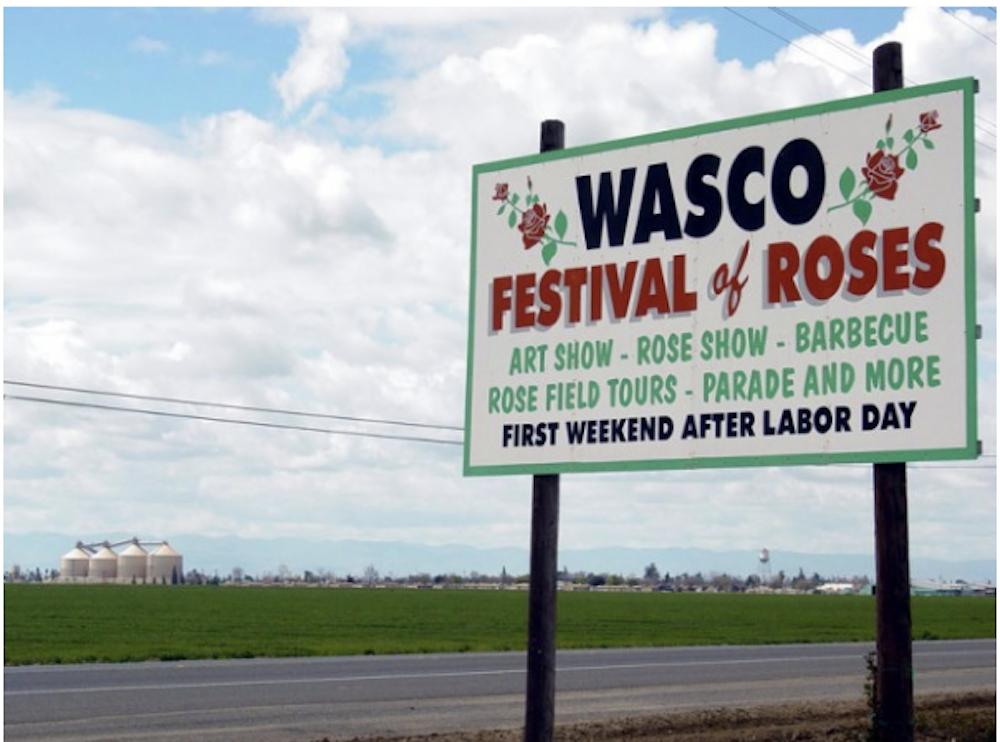 Courtesy of the city of Wasco.