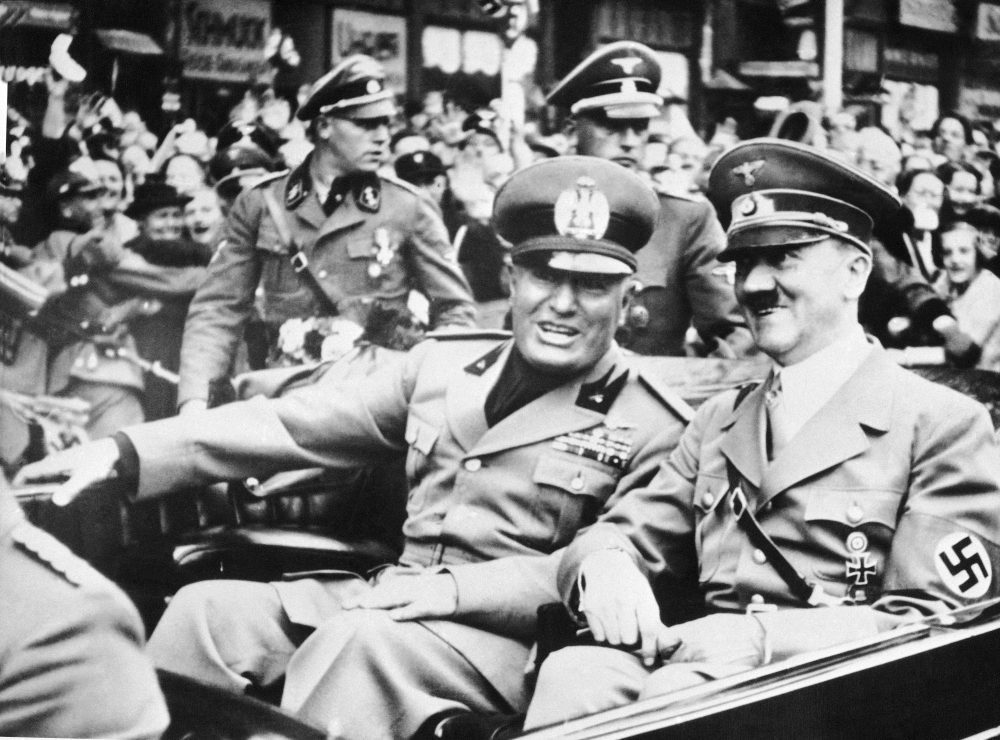 fascists perceived nation essay I asked 5 fascism experts whether donald trump is a fascist which was usually democratic and perceived as weak as mussolini put it in his 1932 essay.