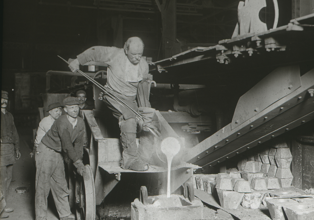 How Andrew Carnegie's Genius and Blue-Collar Grit Made Pittsburgh