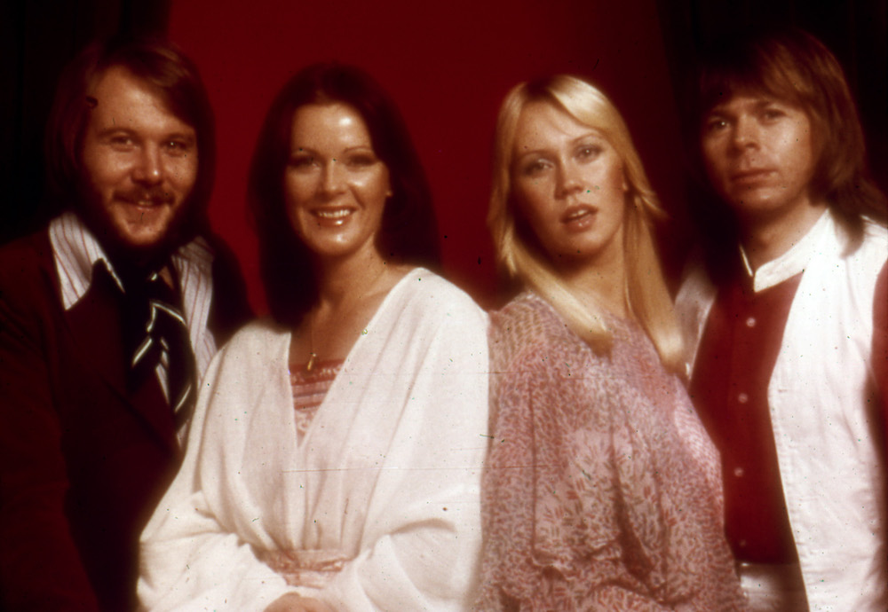 Swedes have succeeded in satisfying the demands of the global middle class for modern cultural products, from furniture and fashion to easy-listening music, like the pop group Abba, pictured here in 1977. They are, from left to right: Benny Anderson, Annifrid (known as Frida) Lyngstad, Agnetha (known as Anna) Faltskog, and Bjorn Ulvaeus. Photo by Associated Press.