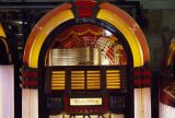 Vintage jukebox at the Jukebox Museum, Pharr, Texas. Photo by Carol M. Highsmith/Courtesy of Library of Congress Prints and Photographs Division.