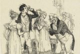 Was the socially maladroit Mr. Darcy in Jane Austen's Pride and Prejudice autistic? A wave of new novels, including The Curious Incident of the Dog in the Night-Time and Tilt: Every Family Spins On Its Own Axis, are re-examining the mental condition, focusing on autistic characters' inner lives rather than their disabilities. Revisionists also are re-assessing classic novel characters like Mr. Darcy and Boo Radley of To Kill a Mockingbird. Image courtesy of Wikimedia Commons.