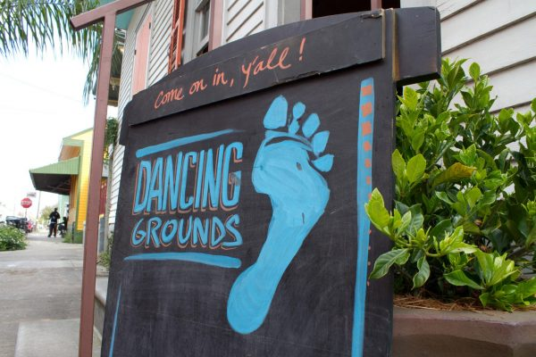 The Dancing Grounds studio in New Orleans. Courtesy of Dancing Grounds.