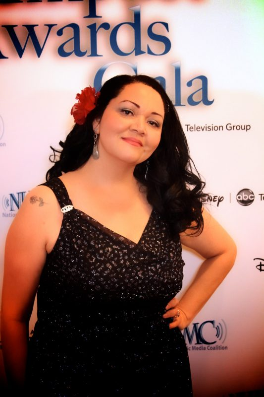 Josefina López, an actor, director, playwright, novelist, screenwriter of the feature film Real Women Have Curves, and artistic director of Casa 0101 in Boyle Heights.Photo courtesy of Wikimedia Commons.
