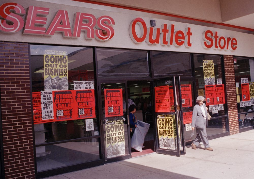 Sears complaint department