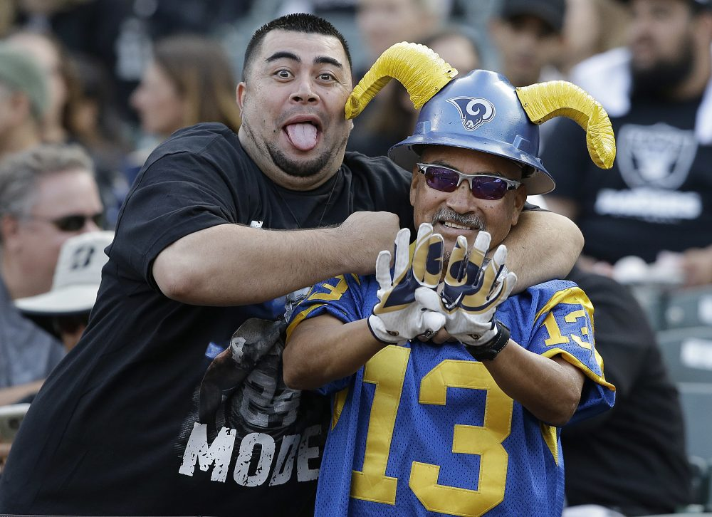 cfb0d0dc In California, Pro Football Is for Losers | Connecting California ...