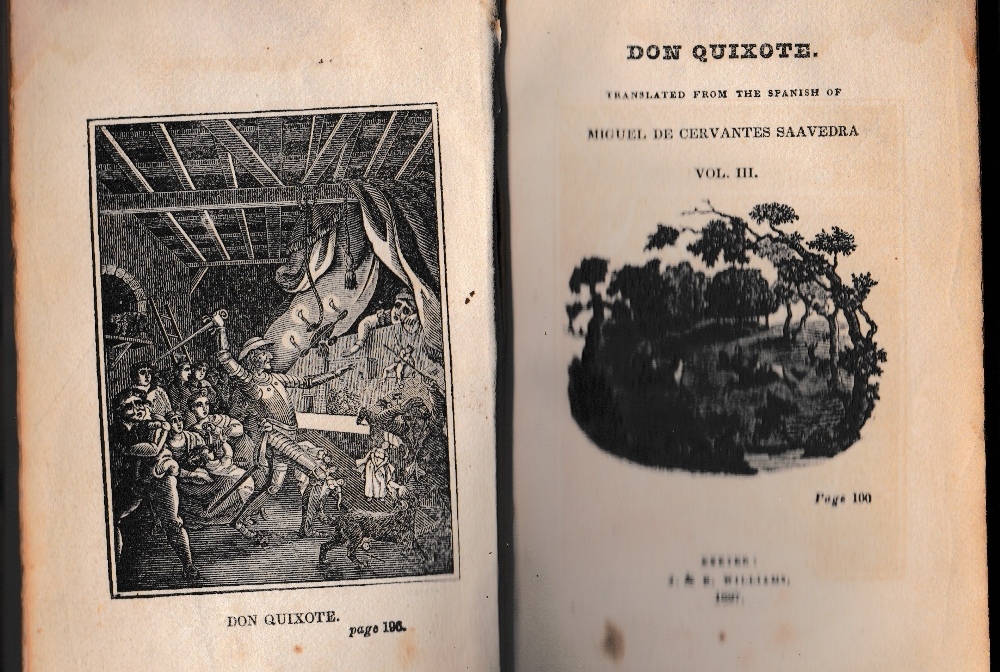 how don quixote s battles predicted piracy in the digital age  the invention of the printing press helped don quixote reach a wide readership image courtesy of