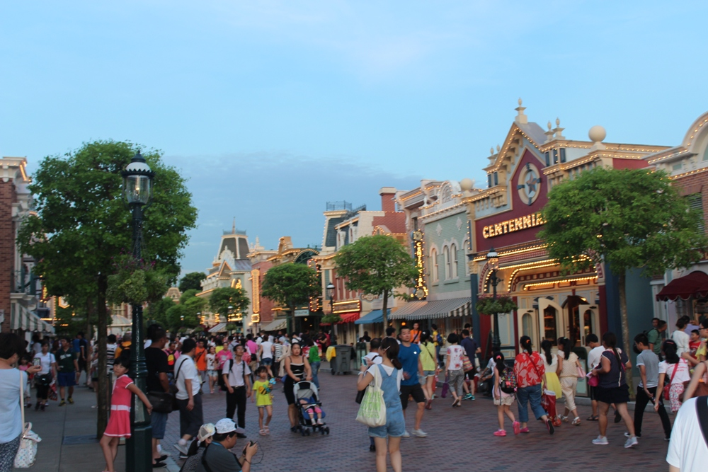 A Short History Of The Idea Of Main Street In America  Essay  Disneyland Exported Its Own Main Street Usa To Its Hong Kong Theme Park  Photo Courtesy Of Wikimedia Commons