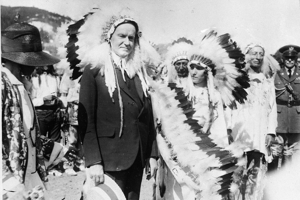 What Calvin Coolidge Didnt Understand About Native Americans  Though He Was Adopted By The Lakota Nation He Clung To A Paternalistic  Mindset